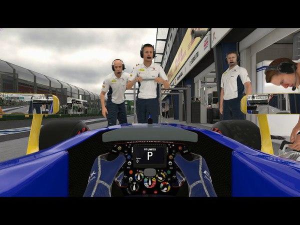 F1 2016 Melburn Quala