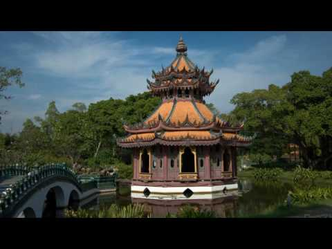 Парк-музей Муанг Боран под открытым небом Таиланда