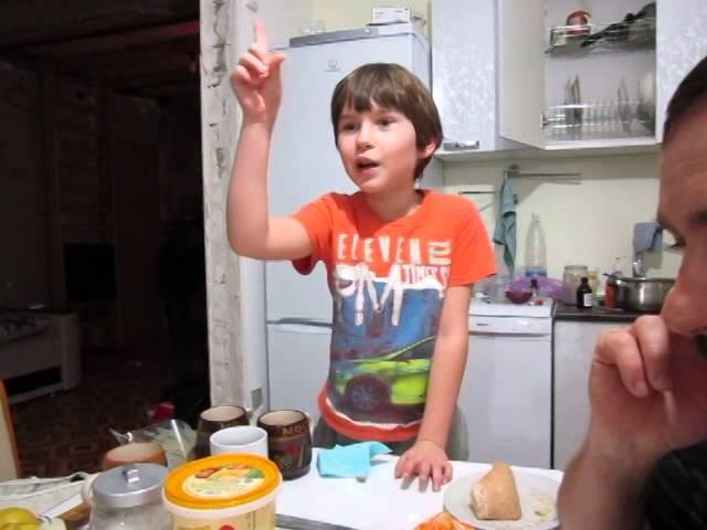 Влад. Аутизм. 9 лет 7 мес. 5 лет домашней терапии. Сочинялки.