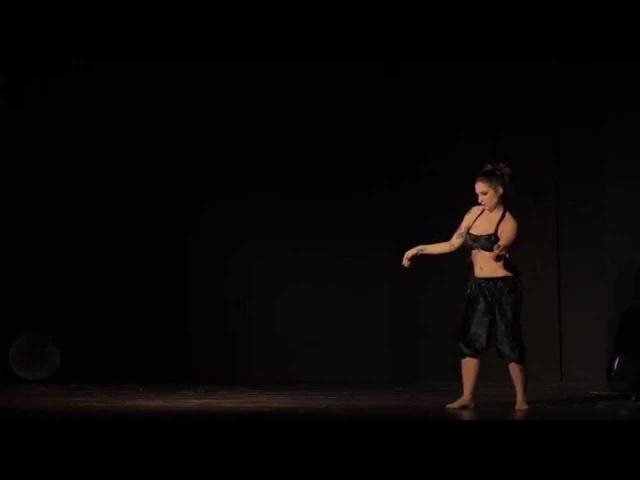 Sara Mantione Showcase 2015 Tribal Fusion Express