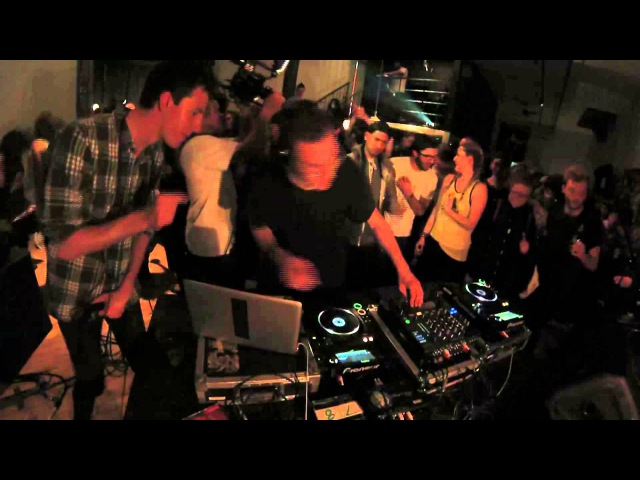 CFCF 60 Minute Mix Boiler Room Montreal