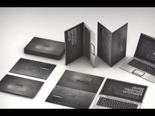 Бизнес идея: изготовление необычных и оригинальных визиток