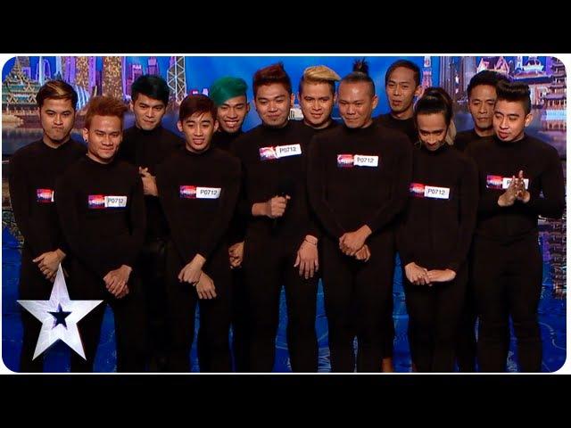 El Gamma Penumbra Earn Golden Buzzer From Anggun Asia's Got Talent Episode 4