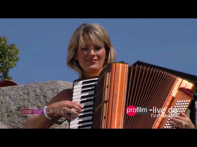 Carla Scheithe - Tanzende Finger von Heinz Gerlach - Profilm-Live TV produktion
