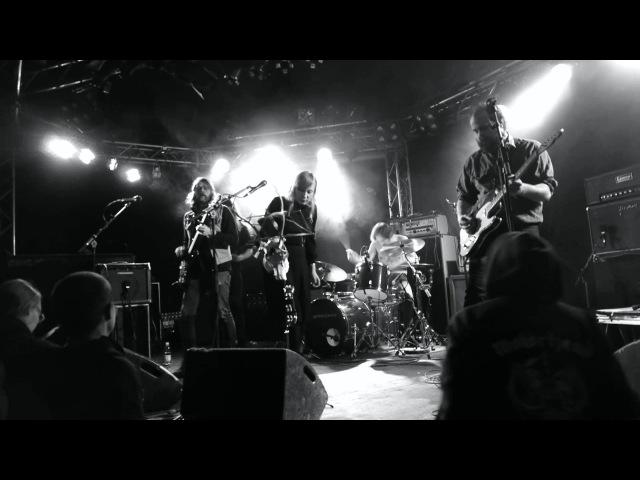 Seremonia Lusiferin Käärmeet Live Klubi Tampere Finland 11 01 2013