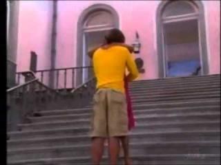 música PALAVRAS OA VENTO  tema de PACO E PRETA (novela da cor do pecado)