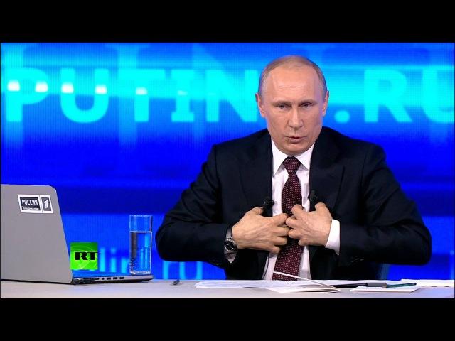 Путин: Россияне менее прагматичны, чем другие народы, но у них шире душа