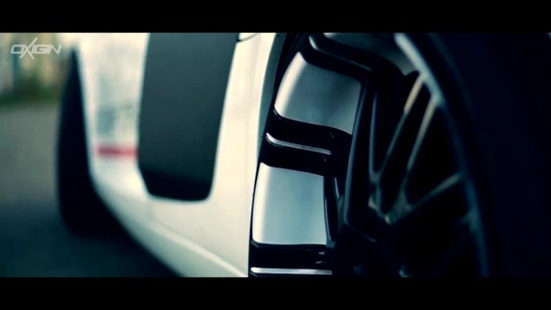 Oxigin 14 Oxrock Alufelge White Foliert Audi R8
