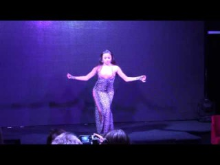 "Shulkevich Veronika. New Perfomance for my friends on the Oriental Party ""Gulf People"" !"