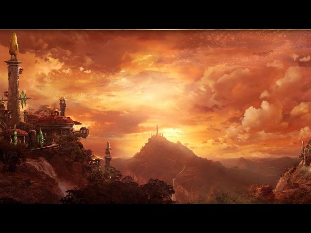 World Of Warcraft. История мира. Основание КельТаласа - Часть 1. 26.09.2014