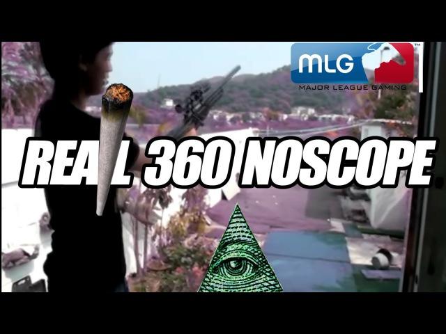 REAL 360 NOSCOPE MLG