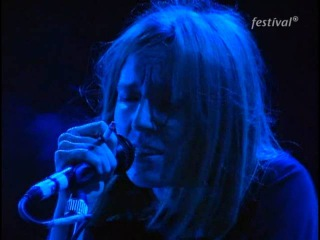 Portishead   1998 08 21, Bizzare Fest, Cologne, Germany