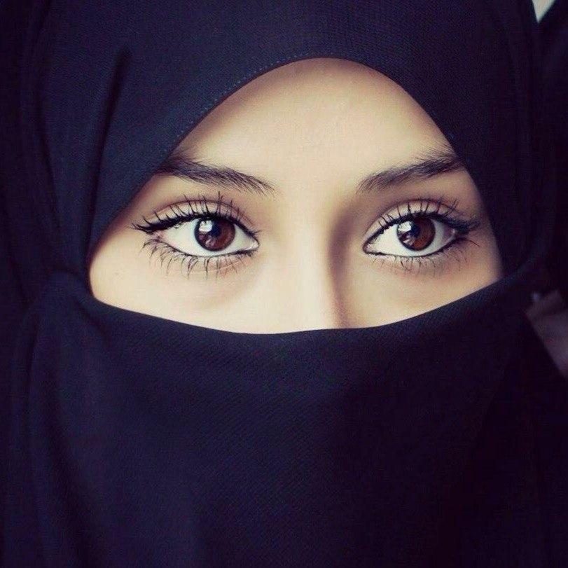 Картинки в хиджабе с надписью, сделать открытку картона