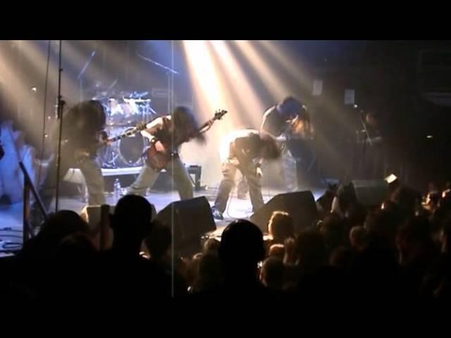 Aborted - The Auricular Chronicles Full DVD Live
