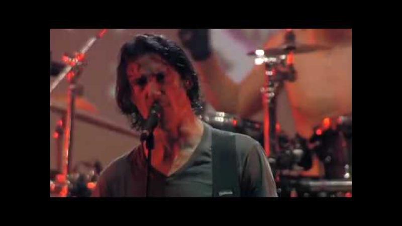Gojira - Backbone (Live at Vieilles Charrues Festival 2010)