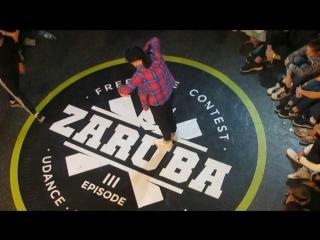 ZARUBA III | Freestyle contest | 1 November