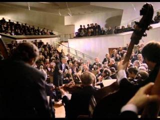 П И Чайковский 4 симфония Фрагмент финала  Karajan 1973 XviD DVDRip Kinozal TV