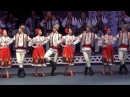 Natalia Duminica danseaza in Ansamblul JOC Dans MOLDOVENEASCA