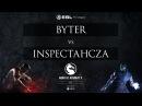 Byter vs InspectahCZA MKX Pro League CIS Week 8 Quarterfinals
