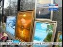 Мэр города побывал на иркутском Арбате и пообещал помочь уличным художникам