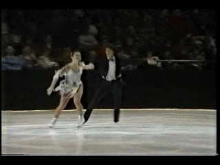 Natalia Mishkutenok & Artur Dmitriev 1992-1993 World Pro TP Rhapsody Paganini