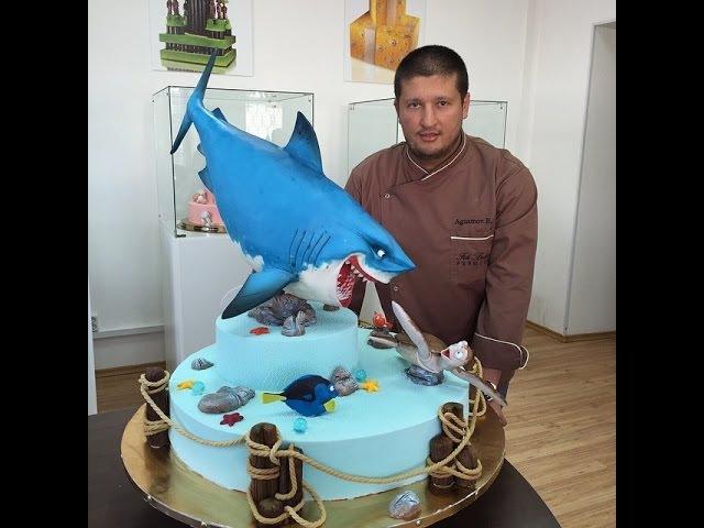 Невероятные торты Рената Агзамова