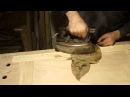 Как убрать мелкие вмятины на деревянной поверхности