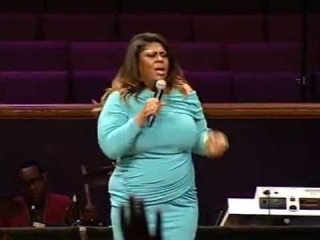 Kim Burrell - LeAndria Johnson - John P Kee MUST SEE LIVE IN NASHVILLE at Mt. ZION Pt. 1