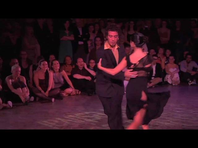 BTF 2010 demo 2 of Pablo Inza Mariella Sametband @ Brussels tango festival