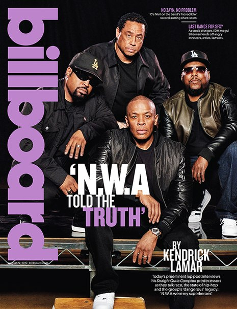 Billboard Magazine - August 22, 2015