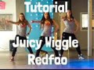 Tutorial - Juicy Wiggle - Redfoo - Saskia's Dansschool