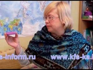 Марина запорожец показывает опыт с радиацией
