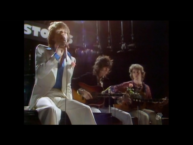 The Rolling Stones Angie OFFICIAL PROMO Version 1