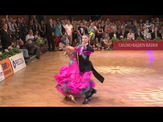 Sergey Konovaltsev - Olga Konovaltseva, RUS | Tango |  2011 WDSF Grand Slam Stuttgart