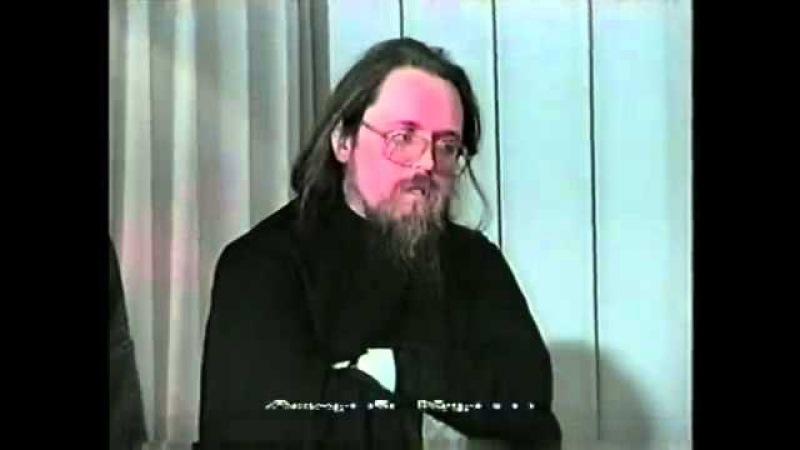 Диякон Андрей Кураев Диспут с протестанскими пасторами