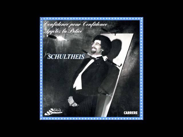Jean Schultheis Confidence pour Confidence
