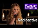 Sabrina Carpenter | Radioactive Imagine Dragons Cover | Disney Playlist Sessions