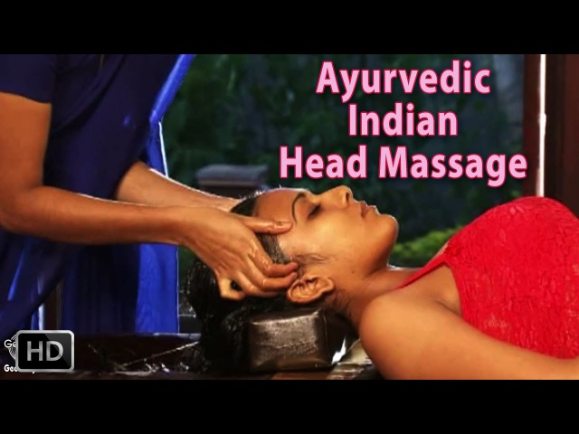 Ayurvedic Indian Head Massage - SIRO DHARA - World's best Head Massage for Relaxation Stress