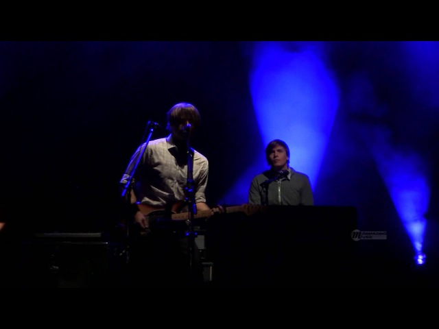 Death Cab for Cutie at Rifflandia 2014 Grapevine Fires