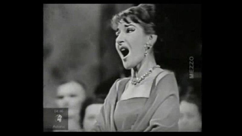 Casta Diva Maria Callas 1958