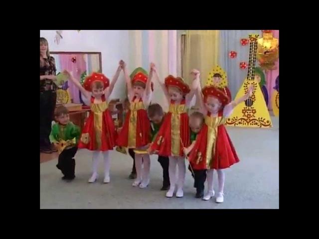 Танец «БАЛАЛАЙКА» Авторская разработка. Хореограф-постановщик О.А. Лукашенко
