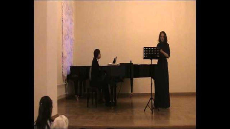 Anna Polovinkina (soprano) S. Prokofiev,The Ugly Duckling