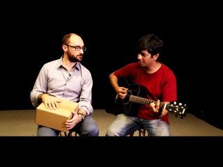 Hanu Dixit feat. Vsauce : Enrique Iglesias's Bailamos   Gulabi Aankhen (Acoustic Mashup)