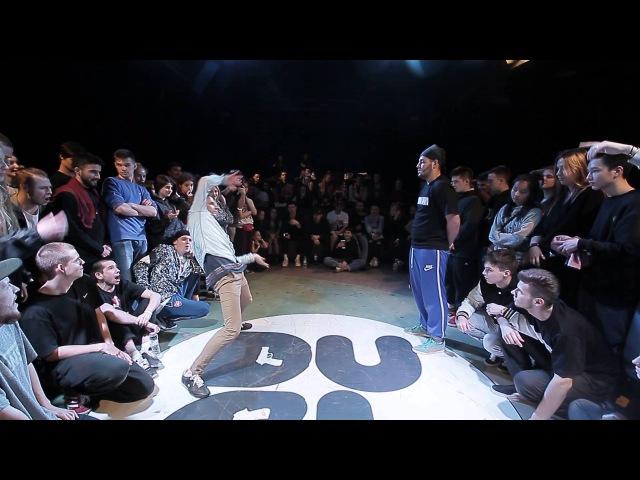 Edeek vs Kaban 1 8 Electro DUEL V