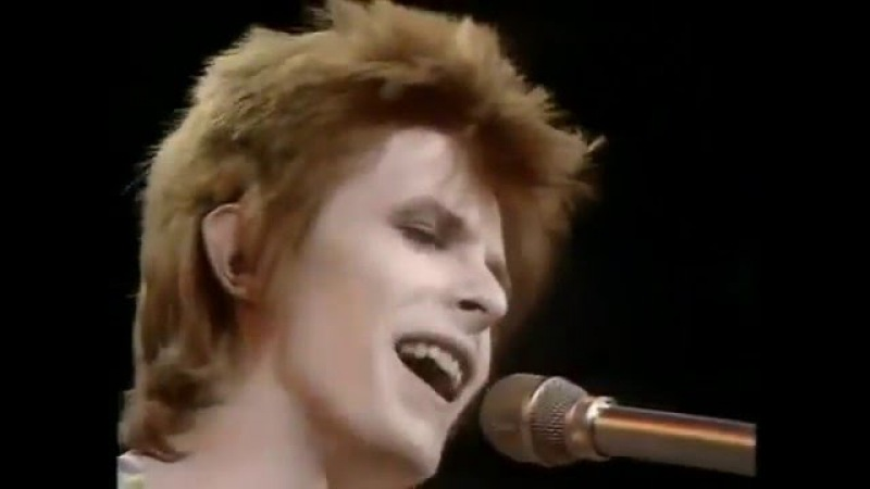 David Bowie Starman 1972 official video