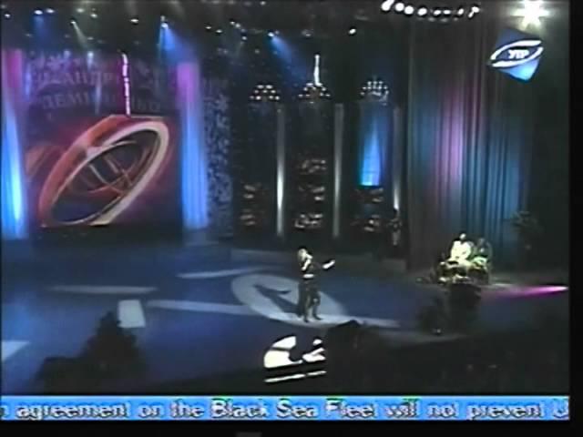 Лілія Сандулеса Жіноча доля зустрінь мене Творчий вечір А Днмиденка 2006
