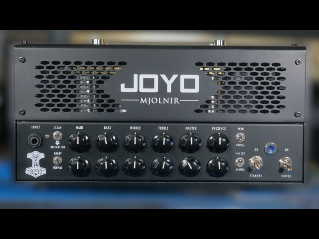 The 15W AMP That Does It All Meet The MJOLNIR From Joyo!