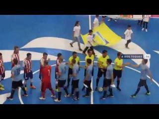 #CopaAmericaFutsal Uruguay - Paraguay #GrupoB