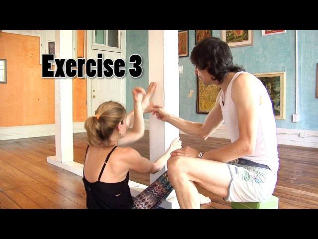Asana Kitchen: Dwi Pada Sirsasana Hip Flexibility with David Garrigues