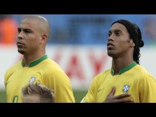 Роналдо R9 и Роналдиньо R10 ● Короли эластико